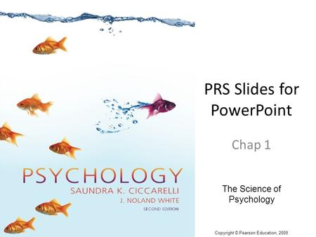 PRS Slides for PowerPoint