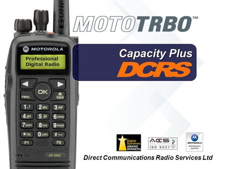 Capacity Plus Direct Communications Radio Services Ltd.