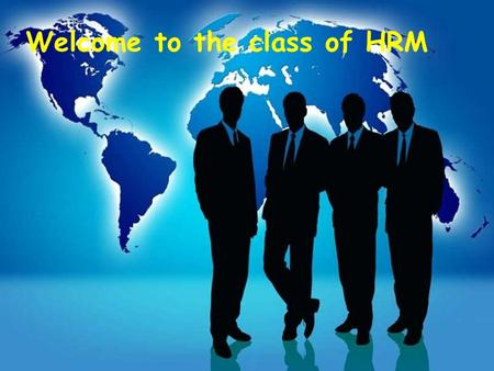 Welcome to the class of HRM. Selection Prof. Hiteshwari Jadeja.