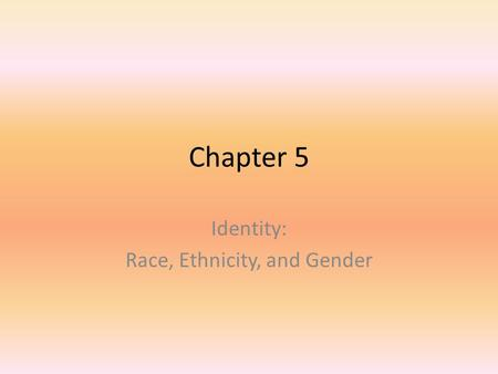 how were race and gender constructed The social construction of gender is a notion in feminism and sociology about the  operation of  gender, race, class, and other oppressions are all potential  omnirelevant categories, though they are not all identically salient in every set  of.
