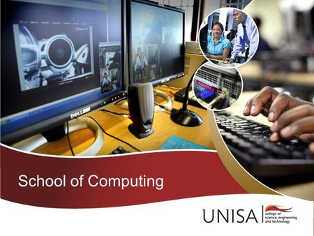 School of Computing. The Information Security Awareness Research Group.
