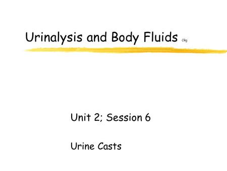 urinalysis and body fluids crg unit 2 session 2 rbcs in the urine microscopic ppt download. Black Bedroom Furniture Sets. Home Design Ideas