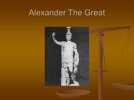 "Alexander The <strong>Great</strong>. Alexander the <strong>Great</strong> ""There is nothing impossible to him who will try."" (quote from Alexander the <strong>Great</strong>) ""There is nothing impossible."