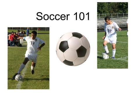 Soccer 101. History of Soccer Soccer began in England in 1863. It came from the sport Rugby!
