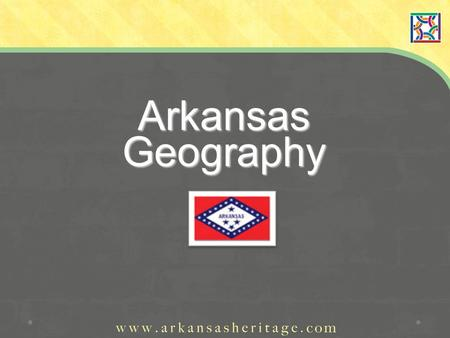 "Arkansas Geography. First of all, what is geography? ""Geo"" stands for earth ""Graphy"" is defined as the study of something Geography is the study of the."