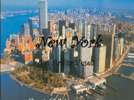 New York By; Ardita Veseli. Abbreviation The abbreviation for my state is NY for New York.