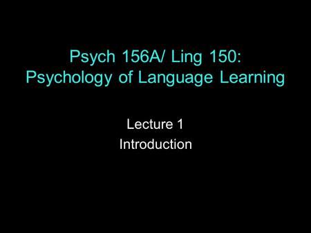 l2phonologylecture v21jan15 1 ===== tapes of 1958 ===== (19acc = 19th american advanced clinical course)  acsa-1 21 jan opening lecture acsa-2 21 jan the parts of the mind   wso-1 15 oct.
