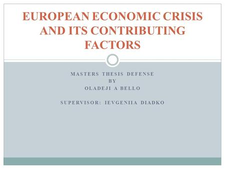 an assessment on the arguments for and against a single european currency Sees the introduction of the european single currency the arguments against joining the euro fell into in our quantitative assessment of these.