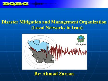 Disaster Mitigation and Management Organization