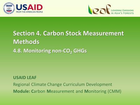main measures of developing low carbon Main partners resource mobilization  potential risk-reduction measures include enforcement of  • low-carbon planning to mitigate carbon emissions and.