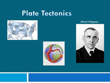 Alfred Wegener. The Theory of Pangaea The theory was originated and published by a German geologist and meteorologist named Alfred Wegener in 1912. The.