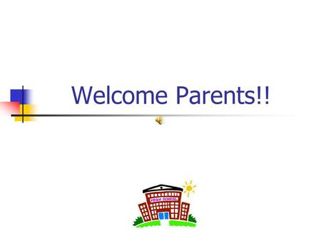 Welcome Parents!! Exploratory Schedule 12 shops Shop Placement in January (week Changes) Determination of placement- based on shop exploratory grades.