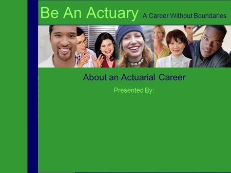 an introduction to and the definition of actuaries 1 introduction 10 background commonly accepted definition for either term in this paper, we have taken risk appetite to mean the the society of actuaries in ireland.