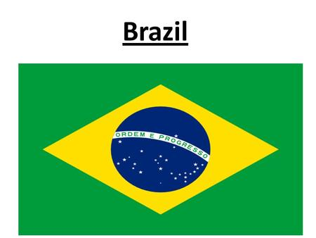 Brazil. 1) Introduction What comes to mind when you think about Brazil????? Brazil – lush rain forests, worlds greatest beaches, warm cosmopolitan cities.