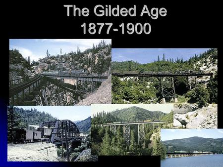The Gilded Age 1877-1900. Technological Advances Telephone Telephone Bicycle Bicycle Typewriter Typewriter Elevator Elevator Root Beer Root Beer Linoleum.