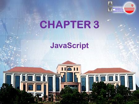  2003 Prentice Hall, Inc. All rights reserved. CHAPTER 3 JavaScript 1.