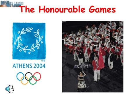 The Honourable Games How many gold medals did China win in the 2004 Olympic Games? A:27 B:32 C:35273235.