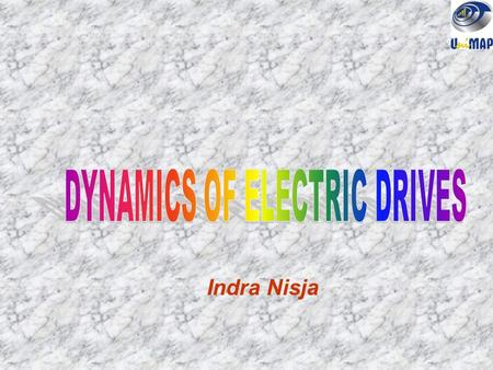 DYNAMICS OF ELECTRIC DRIVES