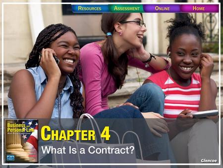 Section 4.1 Agreements and Contracts Section 4.1 Agreements and Contracts A contract is any agreement enforceable by law.