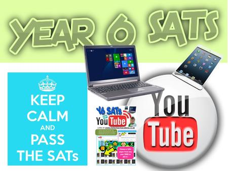 Look for this on the CCA website Choose a SATs paper from any year 2000 to 2014 !