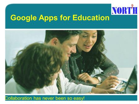 Google Apps for Education Collaboration has never been so easy!