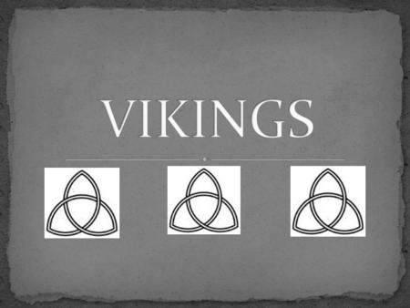  Vikings invade from the North:  From about 800-1000 C.E. invasions destroyed the Carolingian Empire  The Vikings (Northsmen/Norsemen) were a Germanic.