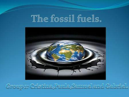 Definition of fossil fuels. Fossil energy is that which comes from biomass from millions of years ago and has undergone major transformation processes.
