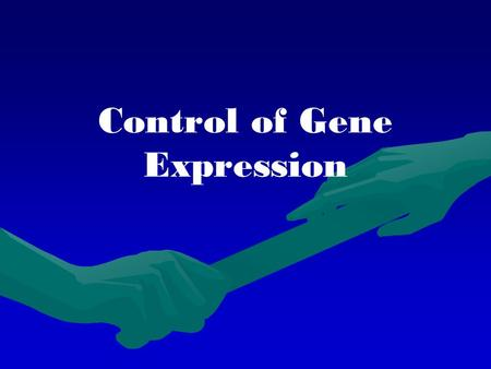 Control of Gene Expression. Steps of gene expression Transcription – DNA is read to make a mRNA in the nucleus of our cells Transcription – DNA is read.