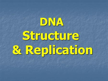 an introduction to the analysis of dna molecule Forensic dna analysis  an introduction to forensic dna analysis with emphasis on biology and case studies  12 assemble the components of the dna molecule.