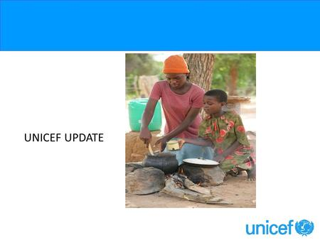 1 UNICEF UPDATE. 2 Child Sensitive Social Protection Joint Statement Social transfers, social insurance, social services and related policies, legislation.