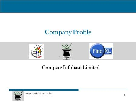 Www.Infobase.co.in Company Profile Compare Infobase Limited 1.