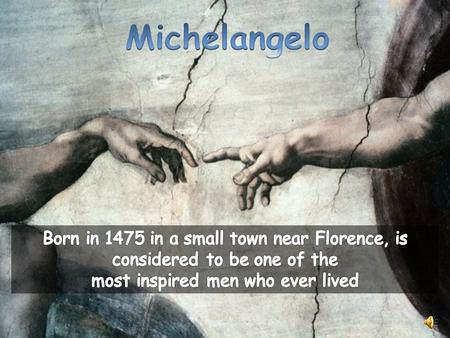 About a year after creating David, Pope Julius II summoned Michelangelo to Rome to work on his most famous project, the ceiling of the Sistine Chapel.