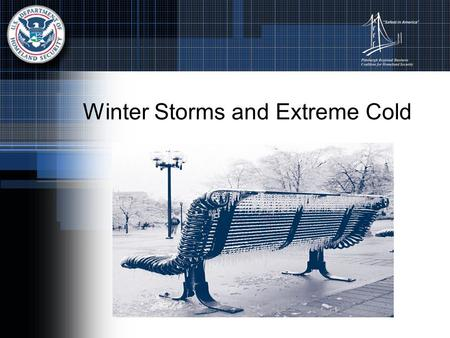 Winter Storms and Extreme Cold. Facts About Winter Storms and Extreme Cold Heavy snowfalls can immobilize an entire region Winter storms can result in.