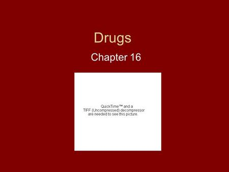 Drugs Chapter 16. What is a DRUG??? A drug is any chemical substance that causes a change in a person's physical or psychological state.