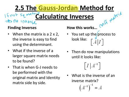 Gaussian elimination method and gauss jordan method computer science essay