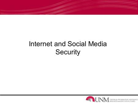 Internet and Social Media Security. Outline Statistics Facebook Hacking and Security Data Encryption Cell Phone Hacking.