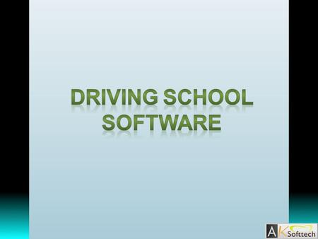 1.  This application consists of all the information of students, employees and their related tasks.  Every module of this software is included to provide.