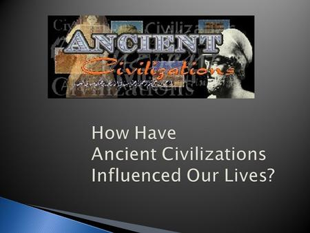 How does the civilization Of Ancient Greece Influence our daily lives? Video from How Stuff Works.