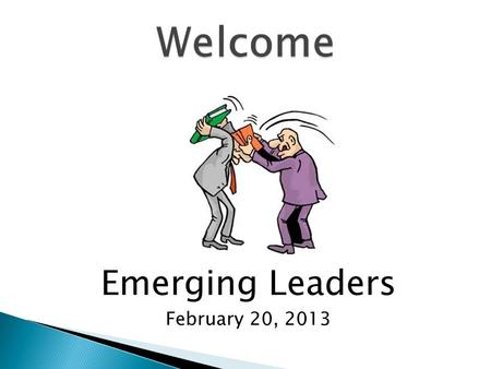 Emerging Leaders February 20, 2013. Becky Salerno Manager Office of Equity Assurance HCPSS.