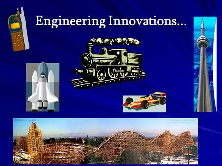 Engineering Innovations.... Outline A little bit about me! My experiences as an Engineering student –my deciding factors during high school –deciding.