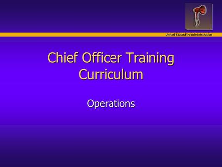 Msem department organization chart ppt download - Chief operating officer qualifications ...