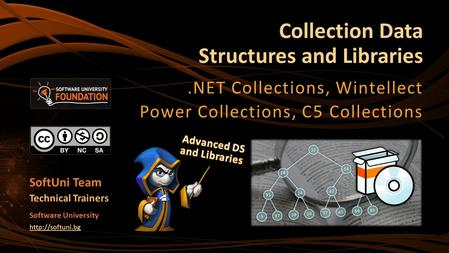 Collection Data Structures and Libraries
