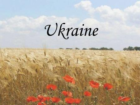 Ukraine. Ukraine is one of the largest countries of Eastern Europe. It occupies an area of 603 700 km2. Its territory stretches for 893 kilometers from.