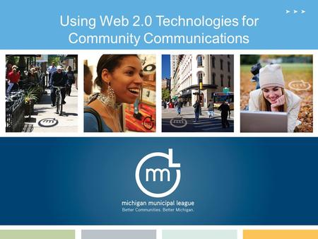 Using Web 2.0 Technologies for Community Communications.