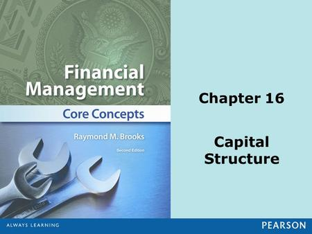 chapter 15 fundamentals of corporate finance pdf
