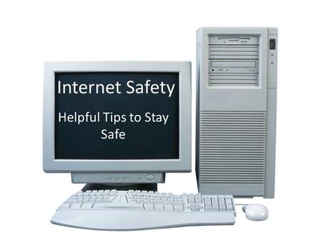 Internet Safety Helpful Tips to Stay Safe. I bet you didn't know… 18% of 8- to 10-year-olds spend time on some kind of social networking site daily Kids'