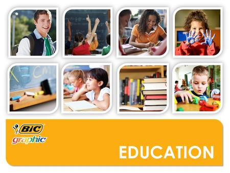 EDUCATION. WHO MIGHT USE THESE PRODUCTS?  High Schools  Middle Schools  Elementary Schools  Tutoring Programs  Pre-Schools  Daycare Programs  Textbook.