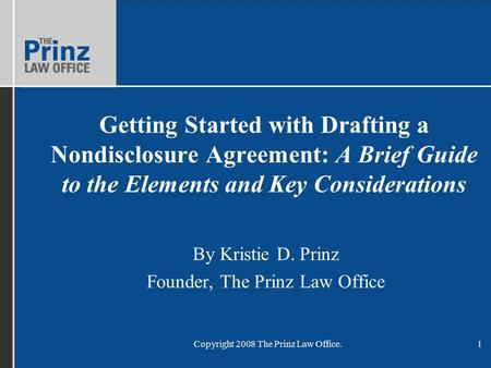 Drafting a Brief to a Court