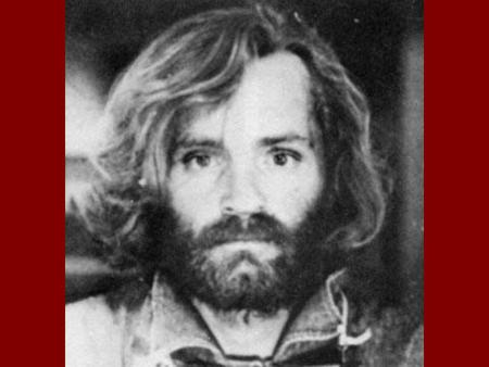 Charles Manson (And The Family) By: William Brock.