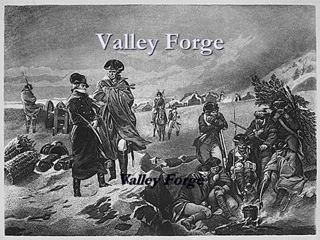 Valley Forge. British Plan Cut off New England from the Middle Colonies Cut off New England from the Middle Colonies Capture the Hudson Capture the Hudson.